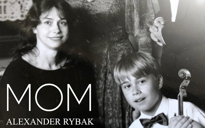 "New Video. Alexander Rybak: ""Mom"" – Music-Video with Lyrics"