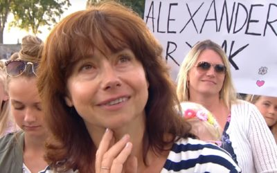 "New Video. Alexander Rybak – Live Performance of ""Mom"" at Allsang på Grensen 2018"