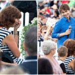 ŽMONĖS.LT : Alexander Rybak surprised his mother with an emotional present