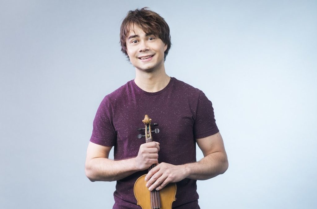 Norsk på Spotify: Alexander Rybak pays tribute to his mom on new single