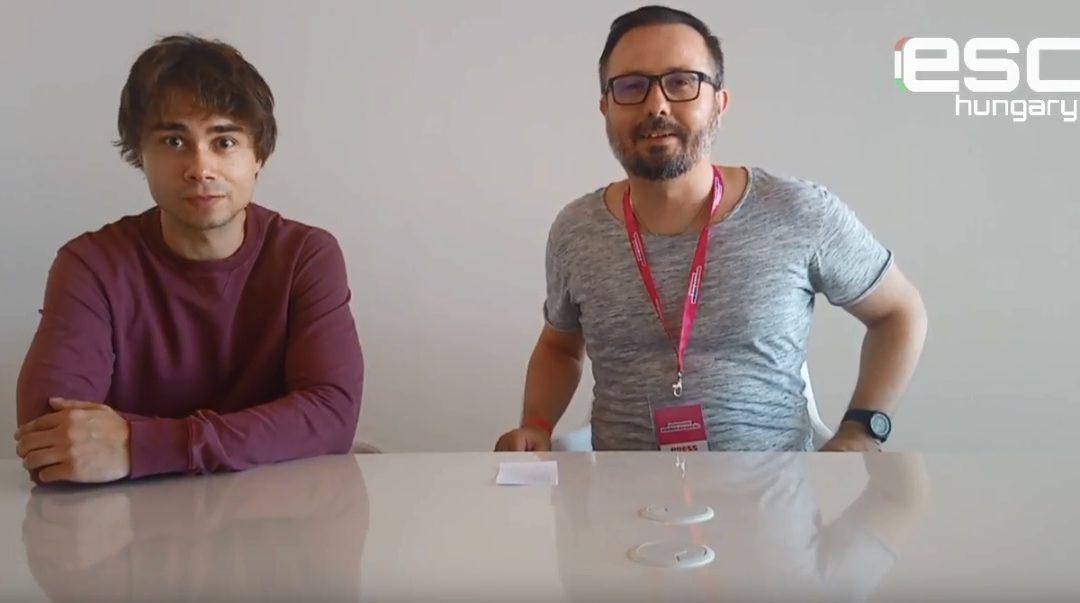 Esc Hungary: Alexander Rybak Interview