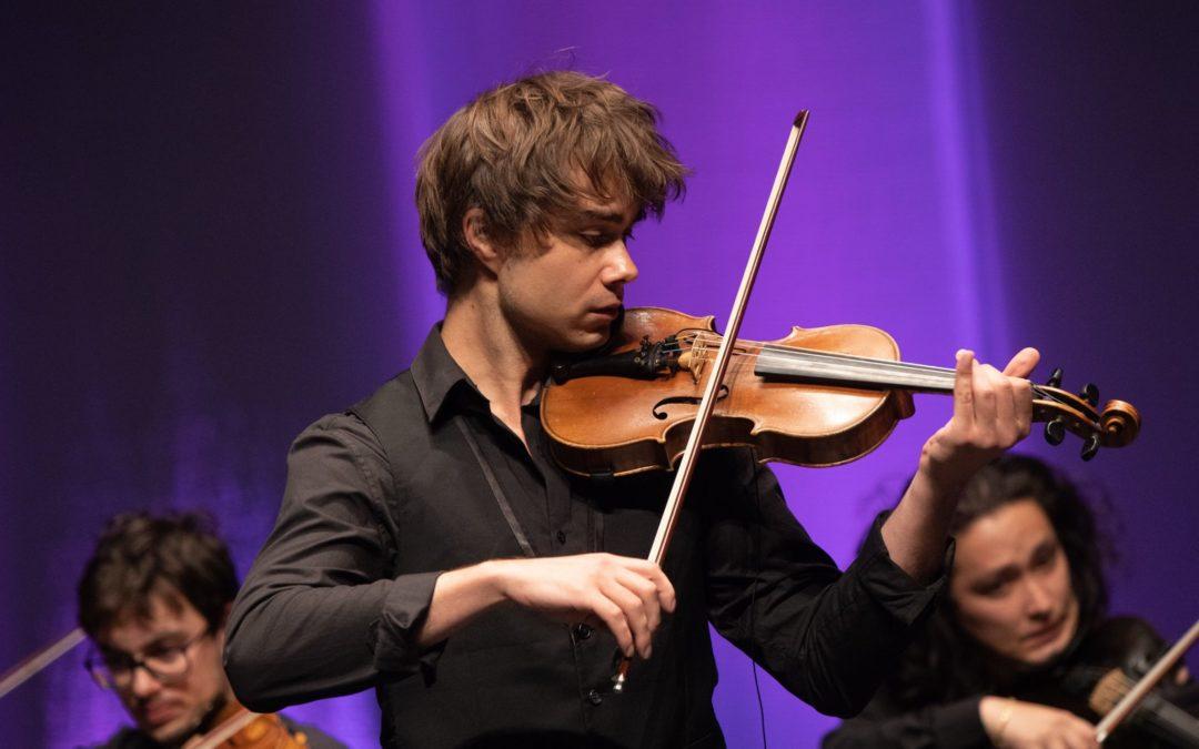 Alexander Rybak: Concert Tour with Trondheimsolistene, Sept. 6th – 15th 2018