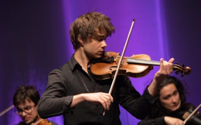 Alexander Rybak: Concert Tour with Trondheimsolistene, Sept. 6th – 15th 2018