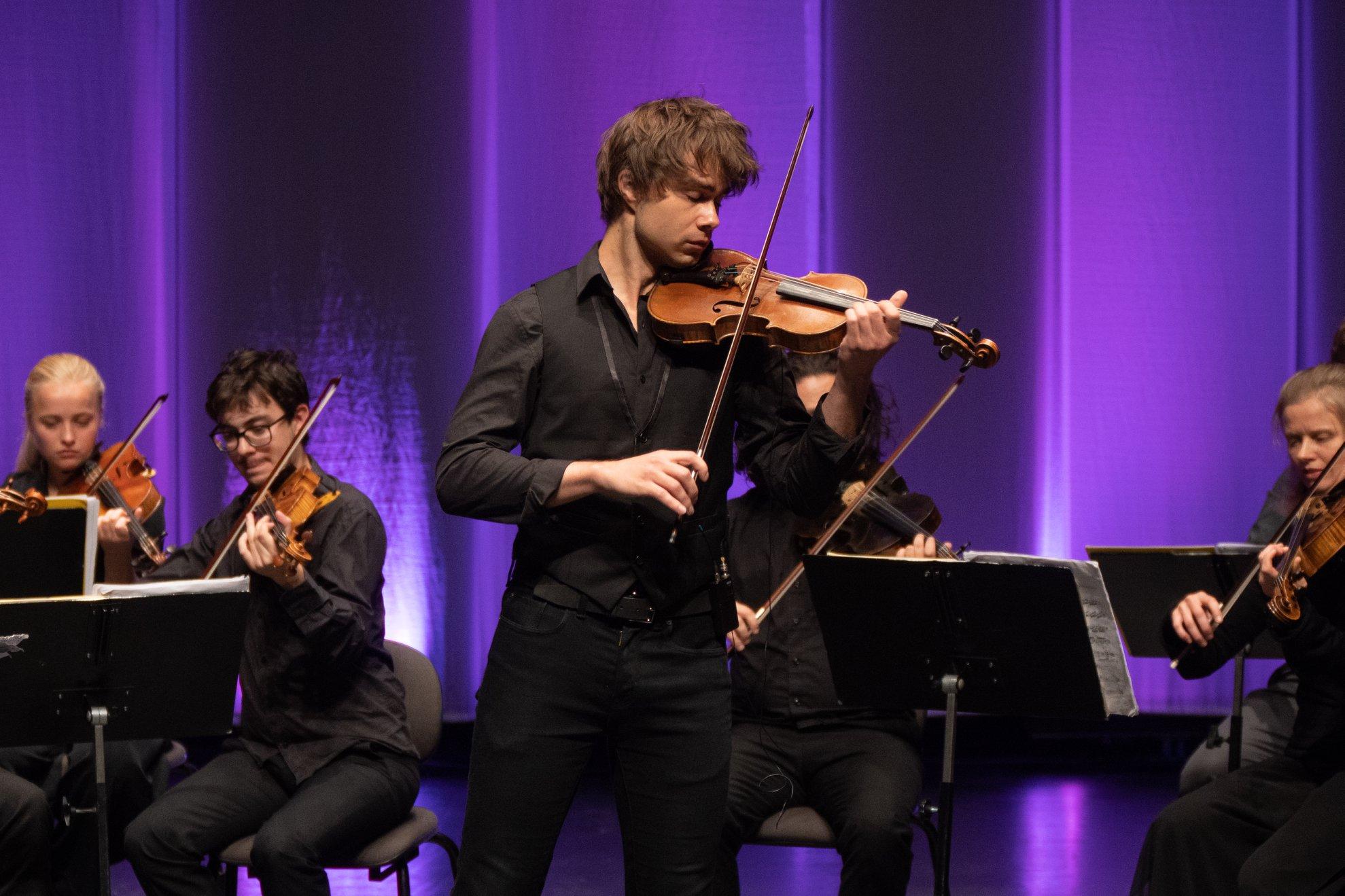 Rybak and Bilan will sing a duet for the Muz-TV awards 05/28/2009 18