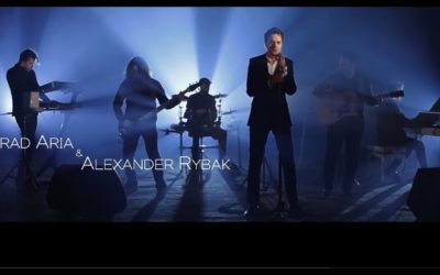 "New Video. Arad Aria featuring Alexander Rybak: ""Bade To"""