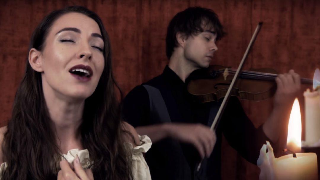 "New Video: Minniva & Alexander Rybak – ""Once Upon a December"" (Cover)"