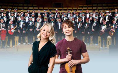 """Alexander Rybak & Lisa Børud will perform at """"Syng med Oss 2019"""""""