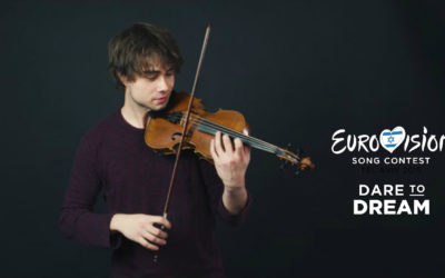 New Video: Eurovision Violin Mashup (With Mørland & D'Sound)