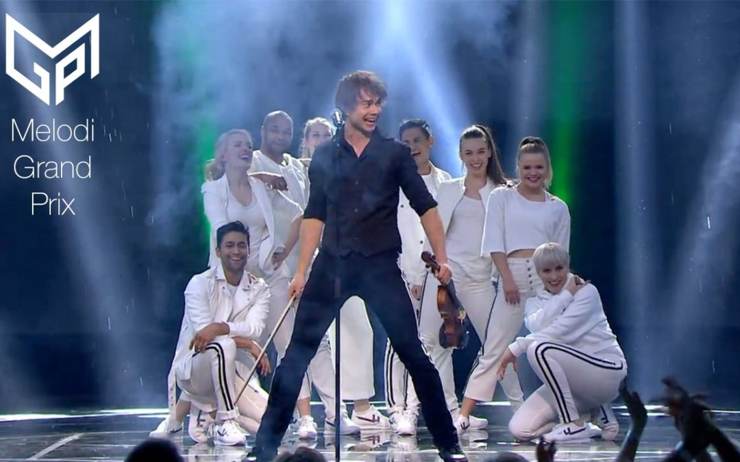 New Video: Alexander Rybak – Opening Medley for Melodi Grand Prix 2019