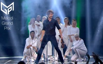 New Video: Alexander Rybak – Opening Medley for Melodi Grand Prix 2019