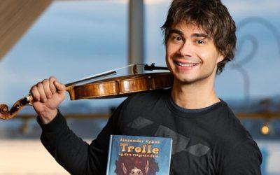 "KP.Ua: The winner of Eurovision-2009 Alexander Rybak: ""Fans still want to marry me"""