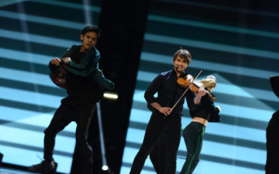 """Eurovisionary.com: """"10 years after Fairytale: Alexander Rybak proves he is still here with a great new song"""""""