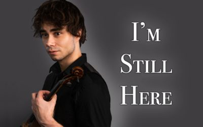 New Song – New Video: Alexander Rybak – I'm Still Here