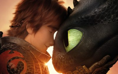 "DVD: ""How To Train Your Dragon 3 – The Hidden World"" – with Norwegian voices"