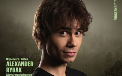 Kildenmagasinet: Alexander Rybak – Ready for the musical stage