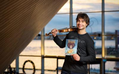 Kilden.com: Alexander Rybak – The magic of Trolle