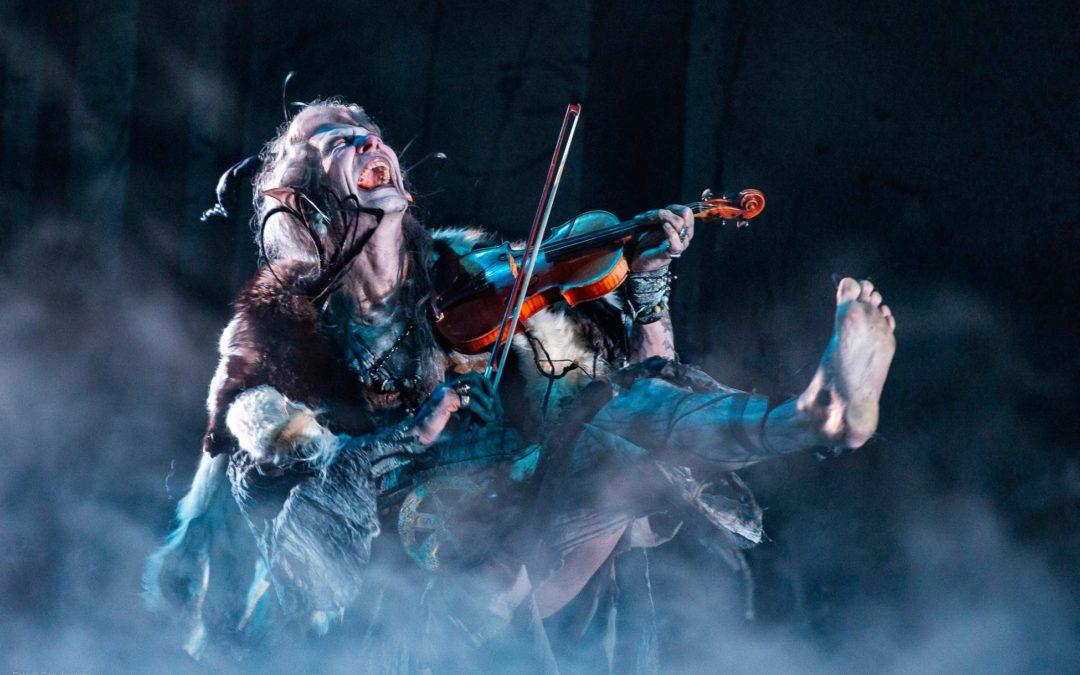Trolle og Den Magiske Fela – Backstage videos from Kilden Theater