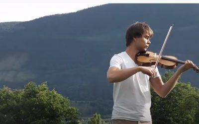 "New Video: Alexander Rybak – ""33 años"" cover"