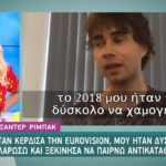 TV Open: Interview with Alexander Rybak