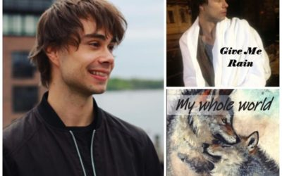 Wiwibloggs: Alexander Rybak shares struggle with addiction as he heals his mind and heart through music