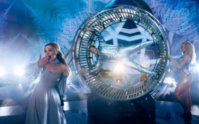 TIME.com: The Real Stars of the Eurovision Song Contest on the Competition Behind the New Netflix Comedy