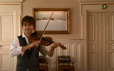 "New Video: Alexander Rybak & Frikar Dance Company – ""Fairytale"" for the UN Security Council"