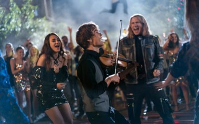VG.no: Alexander Rybak filmed with Will Ferrel: – Therapy