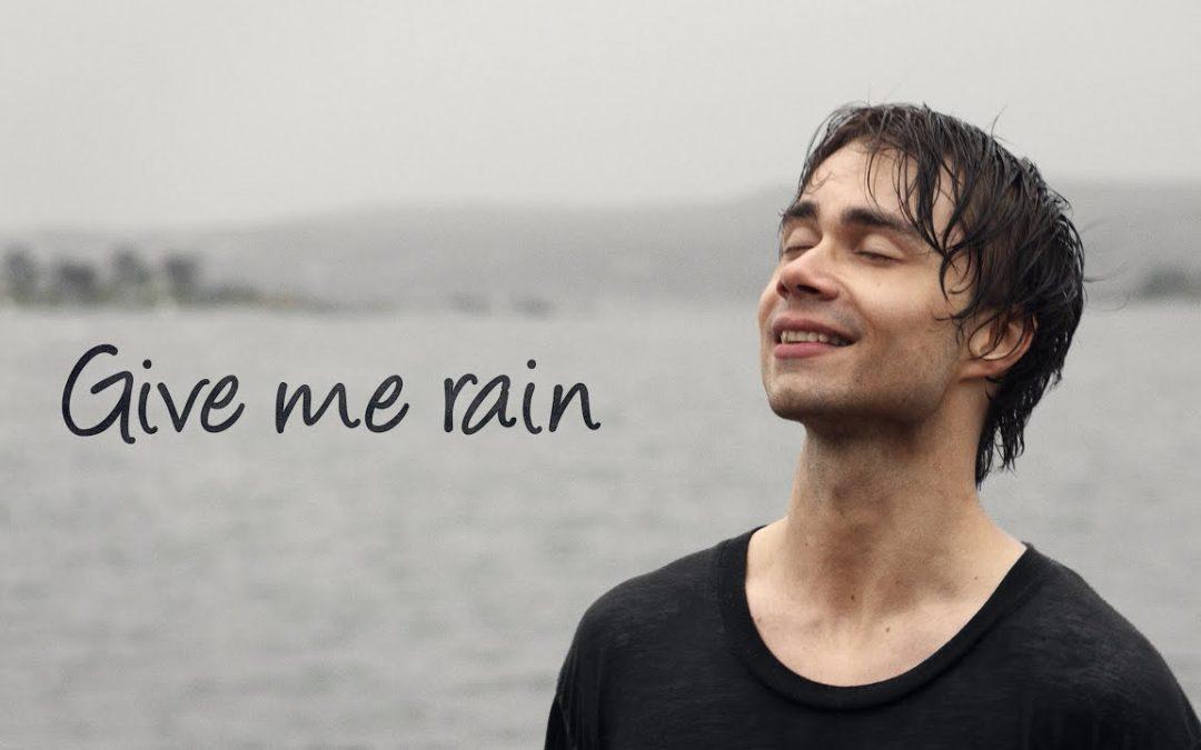 """New Video: """"Give Me Rain"""" / """"Позади"""""""