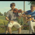 """New Video: Knut Bjørnar Asphol & Alexander Rybak – """"Träden i Villa Borghese"""""""