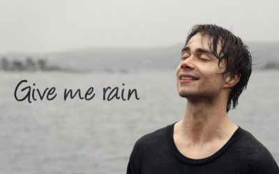 "New Video: ""Give Me Rain"" / ""Позади"""