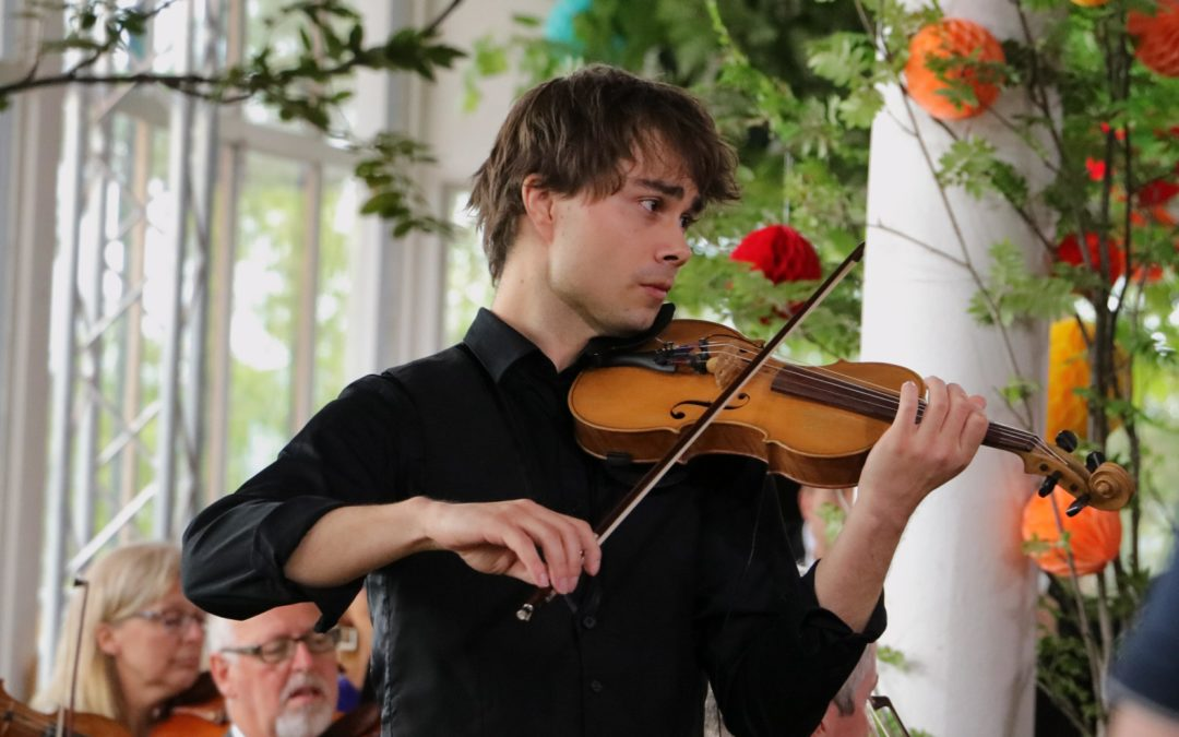 """Pealinn.ee: Alexander Rybak –  """"Pop music connects people from different countries as if they were one soul"""""""
