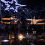 """Alexander Rybak as a surprise-guest in """"Stjernekamp"""" on NRK"""