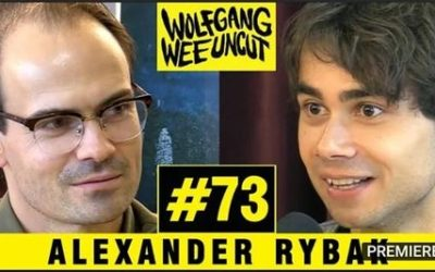 Podcast-Interview with Alexander Rybak – Wolfgang Wee Uncut