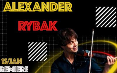 Cris NB: Podcast-Interview with Alexander Rybak.