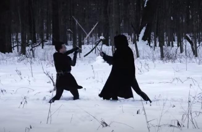 "New Video. ""The Legend Of Rudy"" – Crowdfunding Trailer (Film Score by Alexander Rybak)"