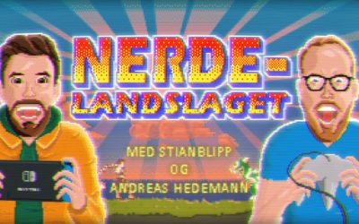 Nerdelandslaget: Podcast-Interview with Alexander Rybak